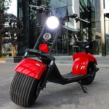 Up to 70KM Range Adult Electric Motorcycle 48V20Ah 350W/500W/750W/1000W High