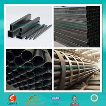 building material of the construction tubes cold rolled round section