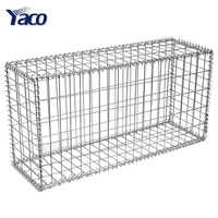 New products gabion box and gabion basket 2m x 1m x 1m, 2x1x0.5m