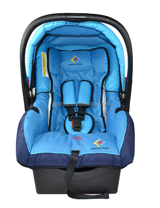 2016 hot selling infant Harness car seat with base, kids car seat
