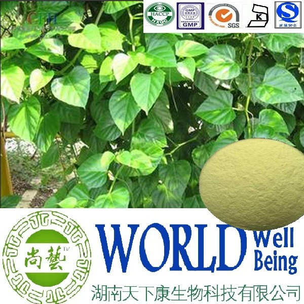 Hot sales Cissus Quadrangularis extract/Glycosides 10%/Inhibit lipid peroxidation factory supply