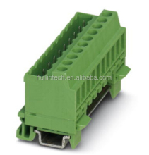 Din rail type Phoenix 2 pin connector for pcb board