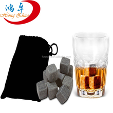 engraved whiskey stones for business gift set