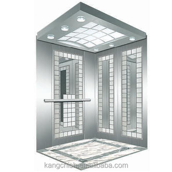 Higher quality Glass Panoramic/Observation/Sightseeing Elevator elevator