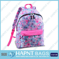 Little children new designed school bag with sublimation print