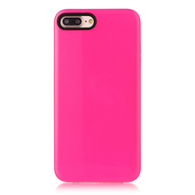 Custom TPU with PC China protective case for mobile phone