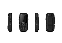 2.4 Inch Simple Mobile Phone with GPRS Bluetooth torch 10000 mah big battery mobile phone 3 Sim Feature Mobile Phone