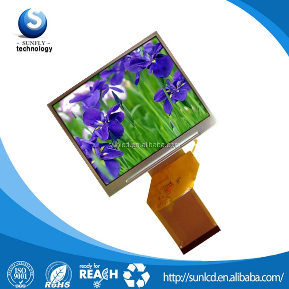 3.5 inch 320x240 lcd display panel for 40 pin 3.5 inch tft lcd panel
