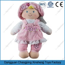 baby soft infant plush toy wholesale my first dolly custom doll