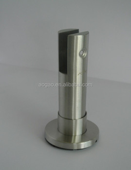 adjustable steel support leg for toilet cubicle