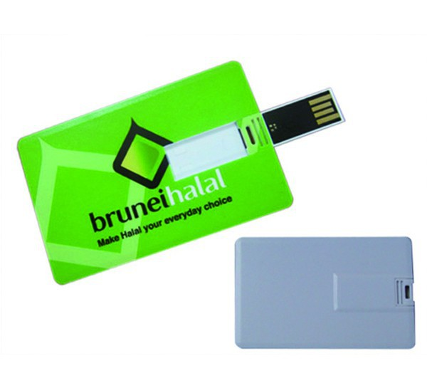 Usb Business Card With Both Sides Printing Usb Card