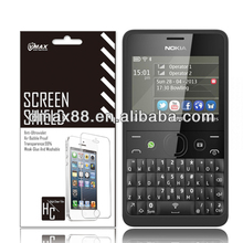 Wholesale price screen protector for Nokia asha 210 oem/odm (High Clear)