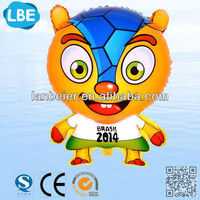 2013 new style foil helium balloon inflatable cartoon