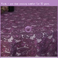 19753 purple hand embroidery designs linen tablecloth