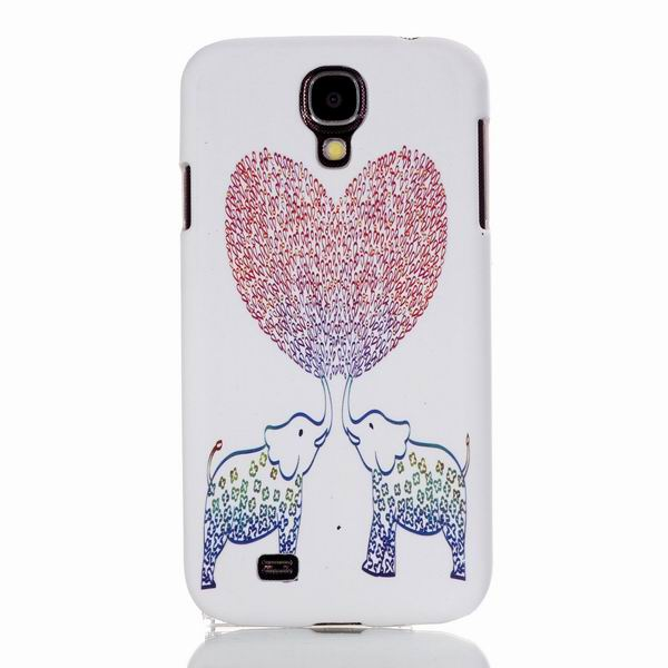 Fashion Painted Pattern Hard Plastic Case For Samsung Galaxy S4 Case For Samsung Galaxy S4 I9500 Cell Phone Back Cover Case