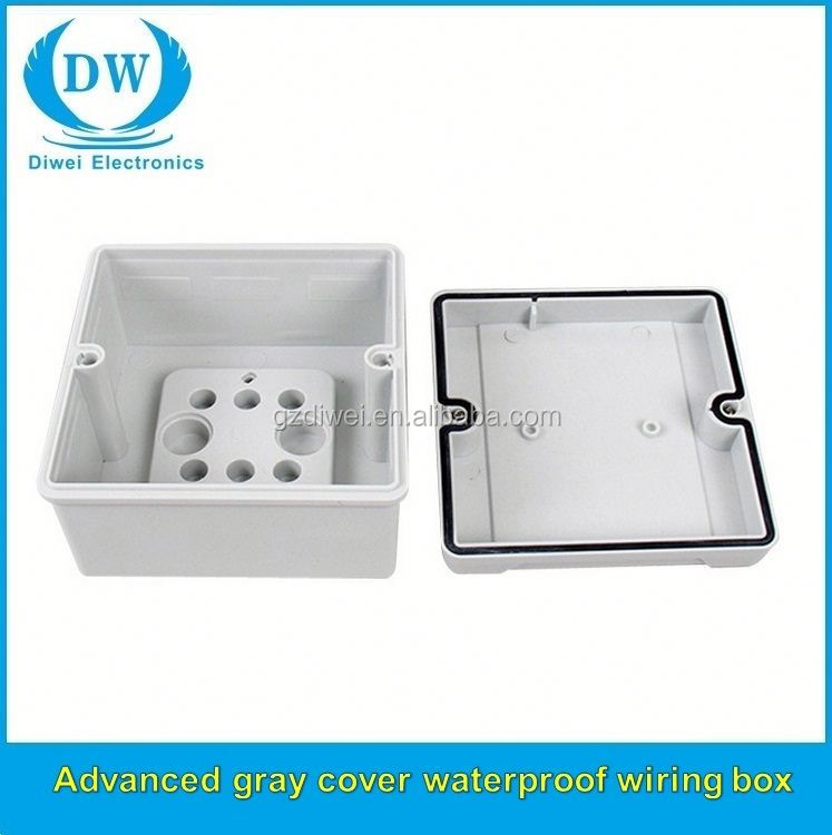 Factory supplier newest OEM design explosion proof cable junction box electrical junction box IP67
