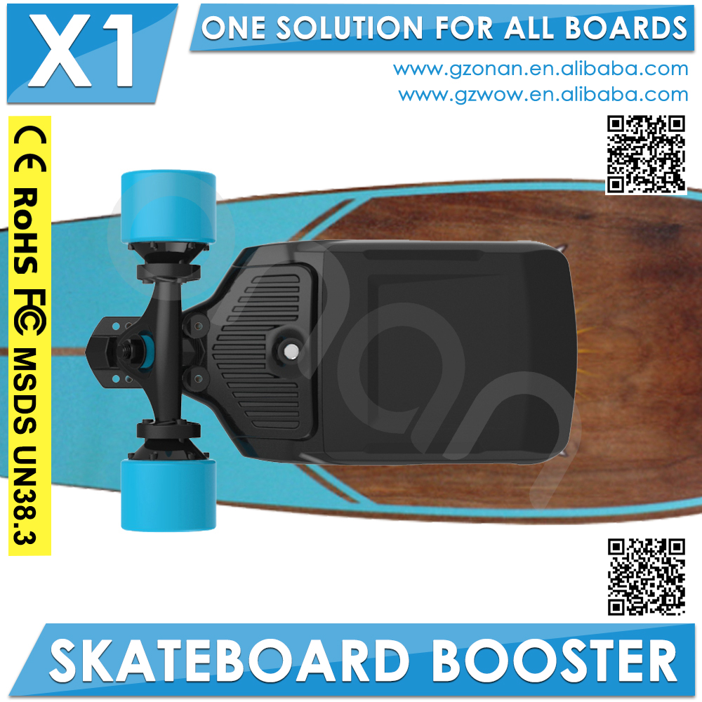 Four Wheel Board Drive Fish Skateboard