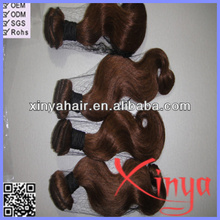 Best Quality products 100% human hair 6a virgin malaysian chocolate hair beauty