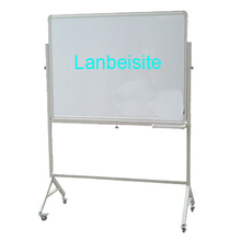 Standard White Board with Four Wheels, Little Standing White Board