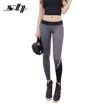 2018 women compression tights women sexy gym leggings wholesale fashion sublimation leggings