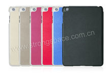 New PU Leather Smart Magnet Full Covers Cases For Apple iPad Mini Multi Color