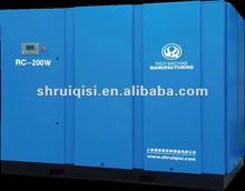200kw 270HP 8 bar Water Cooled Mine compressor Intelligent Low Temperature Silent ac air compressor cng CCC CE ISO 9001 Proved