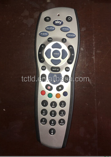 Universal SKY hd Rev.9 remote control for European market