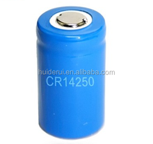 Factory price 3.0V 850Mah primary Lithium battery cr14250