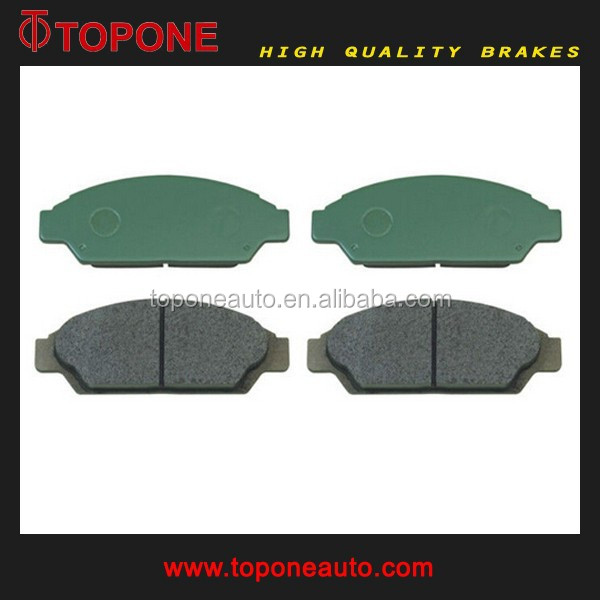 Asbestos Free Brake Pad 04491-32410 Car Brake Pad For TOYOTA