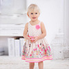 2016 wholesale spring and summer children skirt baby girl sleeveless skirt mini skirt