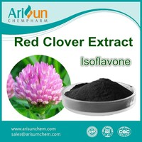 8%-80% Top Quality Red Clover Extract Isoflavone Powder