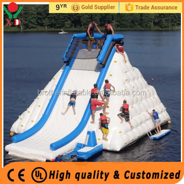 China wholesale inflatable slide ,Inflatable slide blow up, inflatable slide for lake