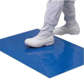 floor protection 30layers white sticky mat Decontamination mat