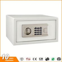 Biometric colorful hotel safe deposit box