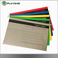 A3 /A4/FC size Suspension Files Type and Paper Material colored hanging file folder
