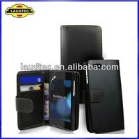 Wallet Leather Case for Blackberry Z10 BB10,for Blackberry Z10 Bag Cover,Laudtec
