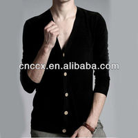 13STC5591 fashion men custom cardigan sweater