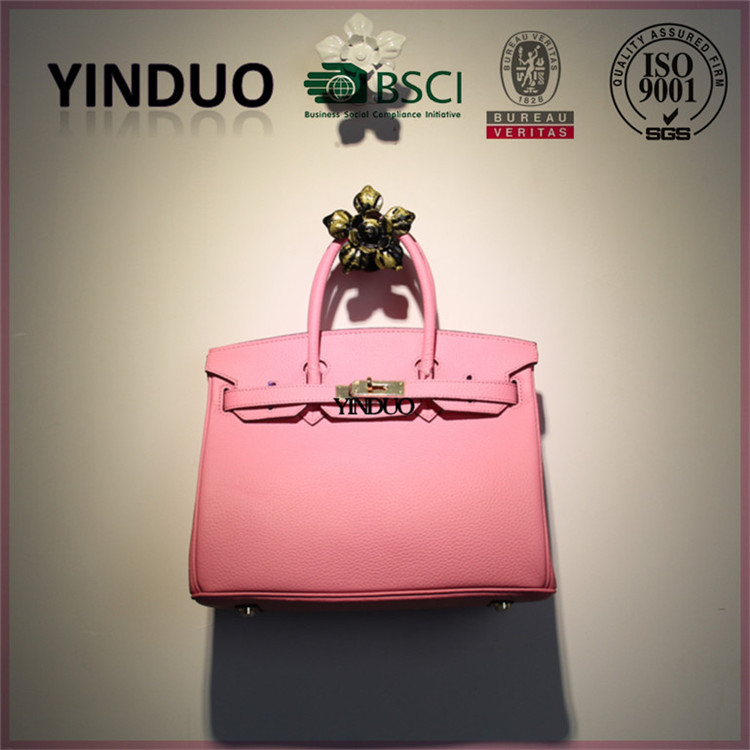 NO MOQ Online Wholesale No Brand Real Handbags Desinger Lady Ladies Women Bag 100% Genuine Leather Handbag Made In China