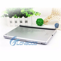 Colorful Aluminium Silicone Bluetooth Wireless Keyboard for ipad, Tablet Laptop with Holder