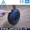 small size 10inches pneumatic rubber wheel 3.00-4