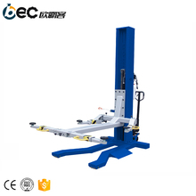 OBC-ST2500 One post car lift/ used home garage car lift/hydraulic single post car lift