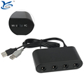 innovation 4 port GameCube Controller Adapter for WIIU and PC Controller Adapter