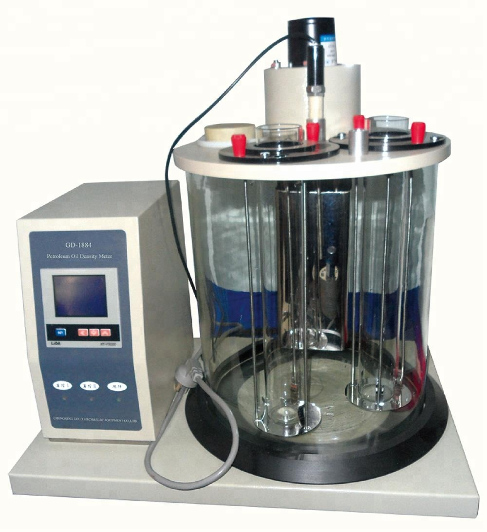 ASTM D1298 Density Tester for Liquid Petroleum Products (GD-1884)