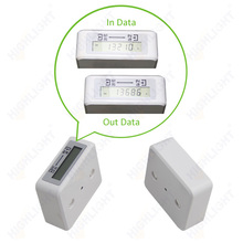People Counter HPC005 from Highlight/ Highlight IR light people counter/ infrared sensor counter