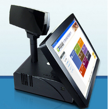 15 inch touch screen retail/restaurant windows pos system/pos equipment
