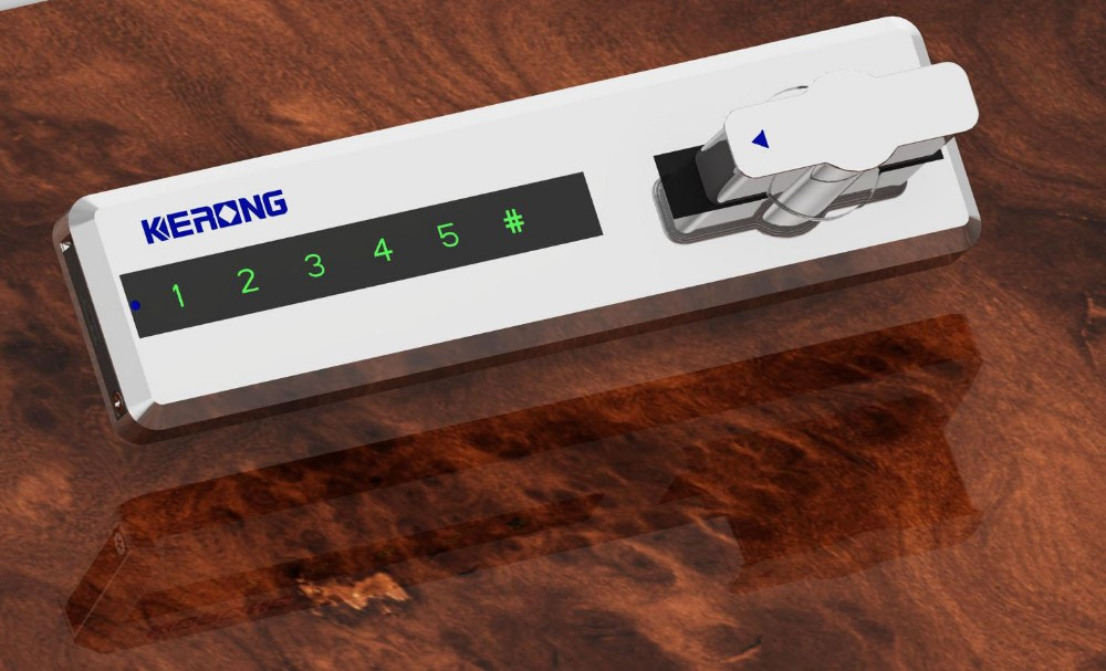 Kerong password electronic lock by owners manual