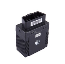 anti-theft on line real-time tracking platform TK306 obd ii gps car tracker for car diagnose