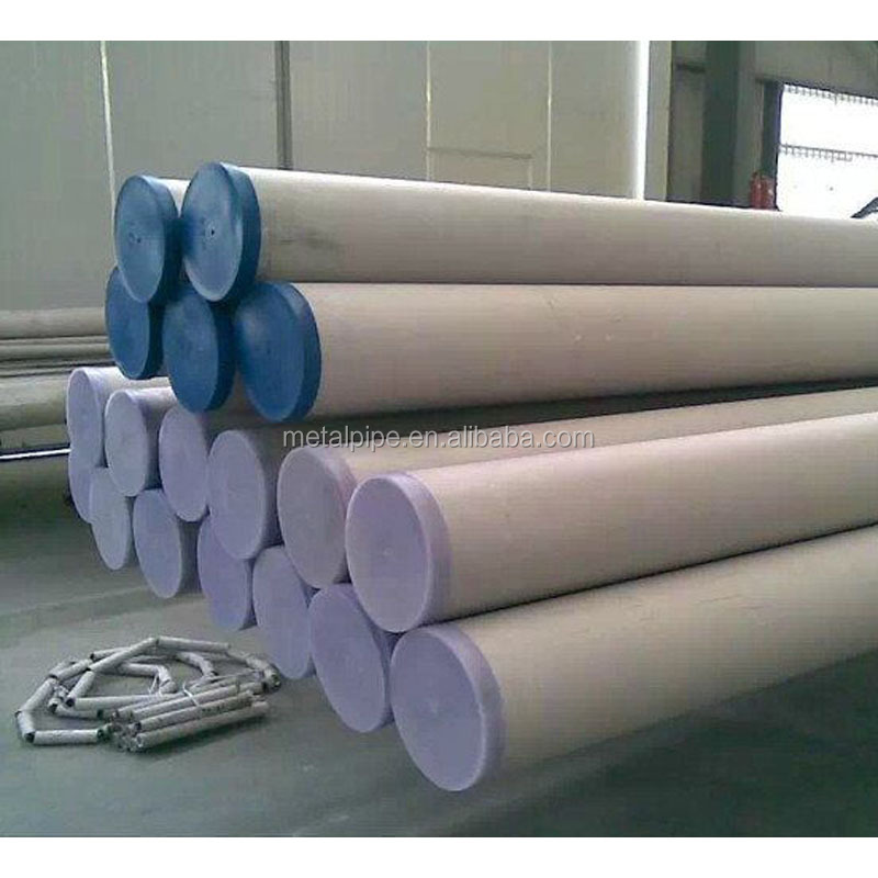 Alloy 400 Nickel Alloy Pipe ASTM B165 and ASME SB165 UNS N04400