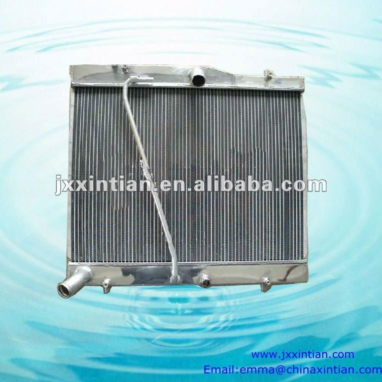 radiator 16400-75480 for TOYOTA HIACE