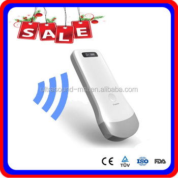 iphone ultrasound. new technology wireless ultrasound probe/ advanced transducer(working with ipad/iphone iphone r